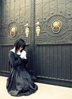 Pray _Hellsing cosplay_ by grimmiko88