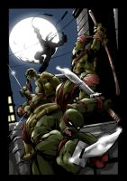 TMNT: Final Piece by TheInkPages