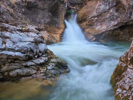 Rushing Water by da-phil