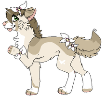 :CLOSED: Flower maid OTA by Queen-Bea