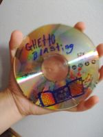 ghetto blasting by chotzee08
