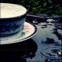 rain drops keep falling by taliajazel
