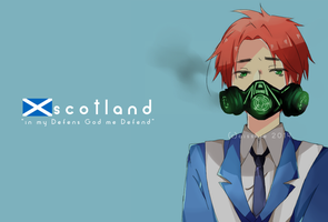 s c o t l a n d by aisydwiy