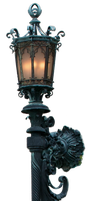 Lamp PNG cutout by blonboy