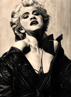 Madonna by jmont