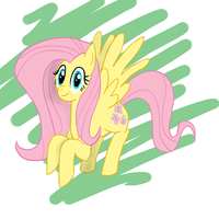 Fluttershy by ParadigmPizza