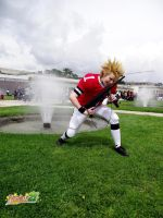Eyeshield 21 : Hiruma Yoichi  YA-HA by MischievousBoyAilime