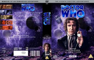 Doctor Who - The Eighth Doctor Adventures 1 by DisneyDoctorWhoSly23