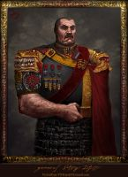 General Nothing Tolousse by Pitifloyter