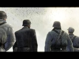 German Soilders in Wolfheze by Arctic-RevoIution
