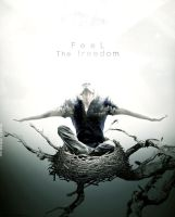 feel the freedom by mahiodesign