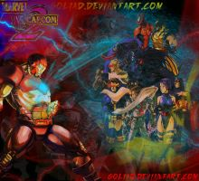 MVC2 wallpaper by goliad