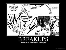 Bleach Aizen Breakup by dRPowerDrain