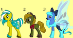 MLP adopts by dragon-of-the-shadow