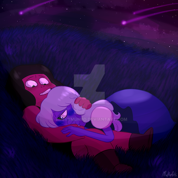Stargazing by MudflapArts