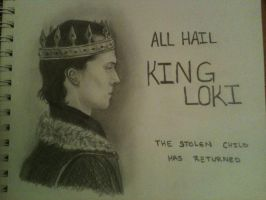 Hail to the King, Baby by Grace5150