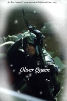 Oliver Queen, the Arrow by MrsCromwell
