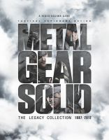 MGS Legacy BoxFront by ChrisNext