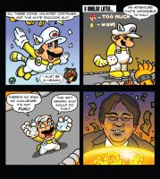 New Super Mario bros. Hell by CarlChrappa