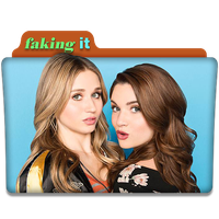 Faking It : TV Series Folder Icon by DYIDDO