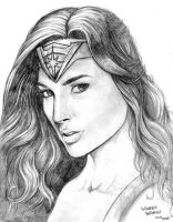 Wonder Woman (Dawn of Justice) by SoulStryder210