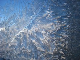 Window Frost 5 by ElleStock