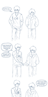 Percy Jackson-- It's Okay to be a Kid by Golden-Flute