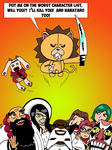 Worst Bleach Characters by JohnnyFive81