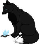 RQ - Pixel doll Yin for Yintheicewolf by KirikoSoul