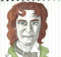 The Eighth Doctor by theeighthdoctor
