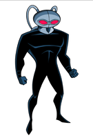 DC Villains Bio - Black Manta by LucianoVecchio