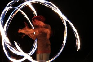 Fire Poi 4 by photobfurness