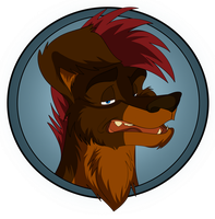 Sam Badge (Contest Prize) by TheOutli3R