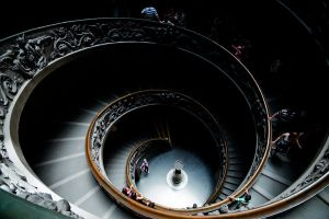 Spiral stair by Andross01