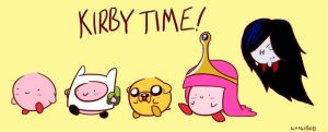 Kirby Time! by JordanDawn