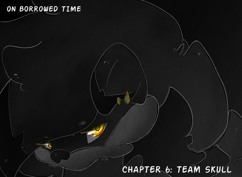 On Borrowed Time: Chapter 6 Cover by Wooled