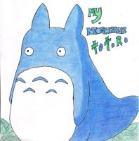 my neighbour totoro by fantasia-joven