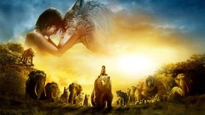 The Jungle Book 2016: Wallpaper 1920x1080 by sachso74