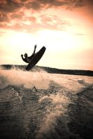 Wakeboard crash by nightzom