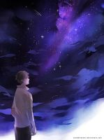 boy of a distant star by chuwenjie