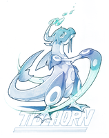 Tidehorn: Shark of the Waves by silverava