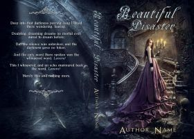 Beautiful Disaster -  book cover by Mihaela-V