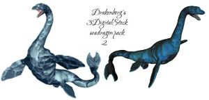 Seadragon pack 2 by 3DigitalStock