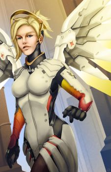 Mercy by Corrupted-Mooch
