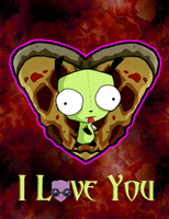 GIR Loves You by ministryofzim