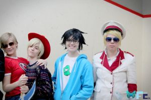 FrostCon 2 - Official Homestuck 28 by Midnight-Dare-Angel