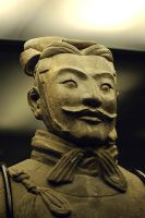General's face close-up by Lai-Wei
