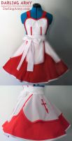 Asuna - Sword Art Online - Cosplay Pinafore Commis by DarlingArmy