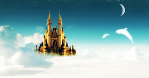 Castle In The Sky by g0rg0d