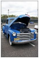 50 Chevy by ashleytheHUNTER